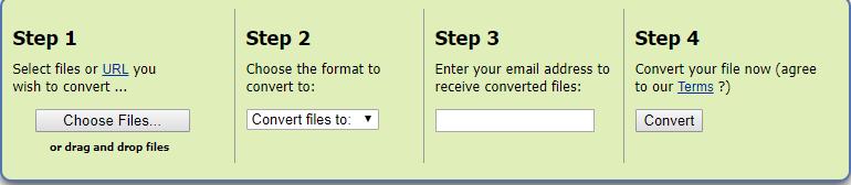 ZAMAR XPS to PDF converter.